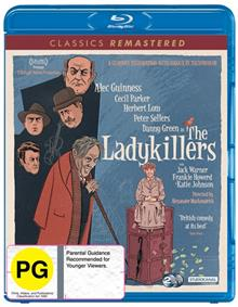 Ladykillers, The Classics Remastered