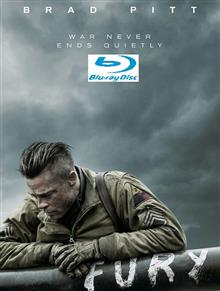 Fury (Blu-ray UV)