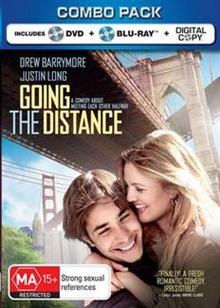 Going the Distance Combo Pack Blu-ray (2 Disc)