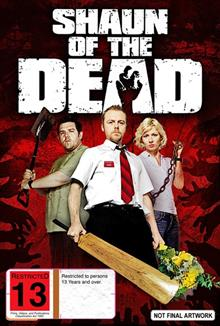 Shaun Of The Dead Blu-ray + UHD