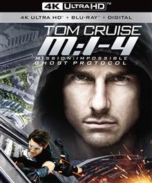 Mission Impossible - Ghost Protocol 4K