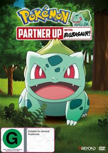 Pokemon - Partner Up With Bulbasaur!