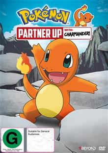 Pokemon - Partner Up With Charmander!