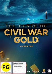 Curse Of Civil War Gold, The Season 1