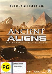 Ancient Aliens Season 12 : Collection 1