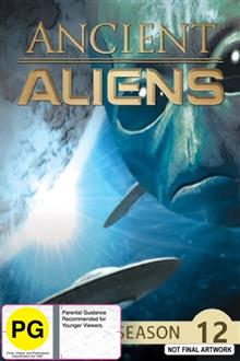 Ancient Aliens Season 12 : Collection 2