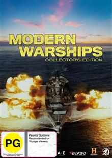 Modern Warships Collector's Edition
