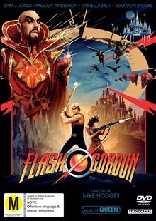 Flash Gordon Classics Remastered