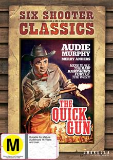 Quick Gun, The Six Shooter Classics