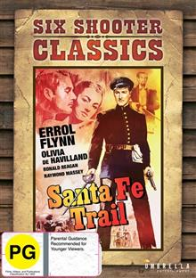 Santa Fe Trail Six Shooter Classics