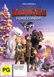 How To Train Your Dragon - Homecoming