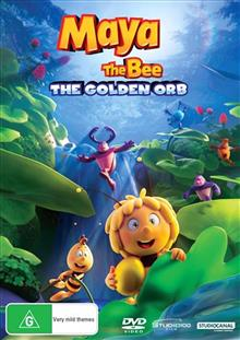 The Maya The Bee 3 - Golden Orb