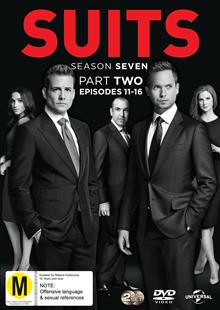 Suits Season 7 : Part 2