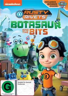 Rusty Rivets - Botasaur And The Bits