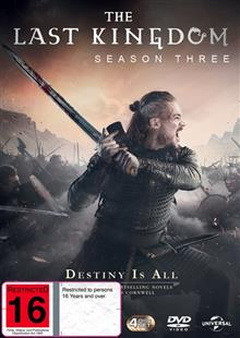 Last Kingdom, The Season 3