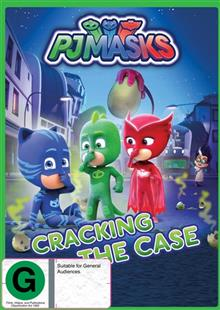 PJ Masks - Cracking The Case