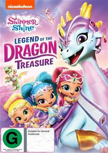 Shimmer And Shine - Legend Of The Dragon Treasure