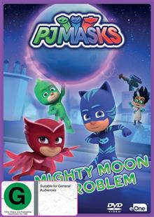 PJ Masks - Mighty Moon Problem