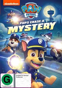 Paw Patrol - Pups Chase A Mystery