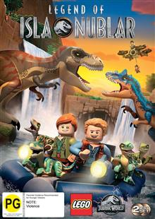 Lego Jurassic World - Legend Of Isla Nublar