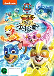 Paw Patrol - Mighty Pups - Charged Up