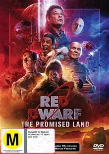 The Red Dwarf - Promised Land