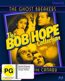 The Bob Hope Collection: Cat & The Canary / The Ghost Breakers (Imprint Collection #16 & #17)