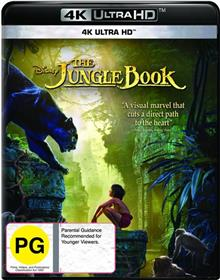 Jungle Book, The UHD : Live Action