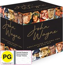 John Wayne Collection Vol 2