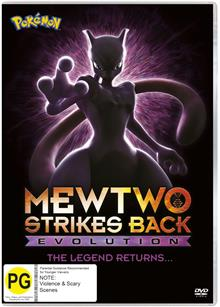 Pokemon - Mewtwo Strikes Back - Evolution Movie 22