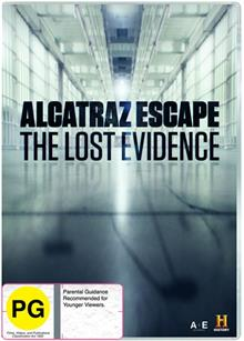 The Alactraz Escape - Lost Evidence