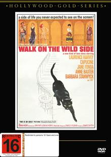 Walk On The Wild Side Hollywood Gold