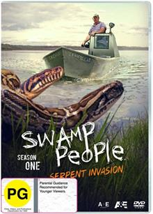 Swamp People - Serpent Invasion Season 1