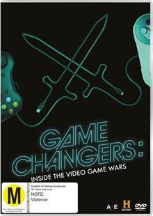 Game Changers - Inside The Video Game Wars