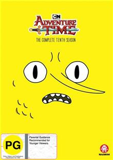 Adventure Time Season 10