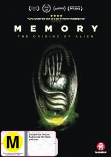 The Memory - Origins Of Alien