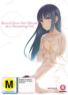 Rascal Does Not Dream Of A Dreaming Girl Subtitled Limited Edition