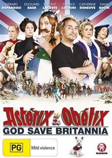 Asterix & Obelix In Britain