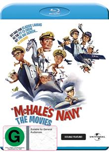 Mchale's Navy Movie Double Pack