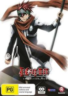 D.GRAY-MAN (TV) COLLECTION 4 (EPS 40-51)