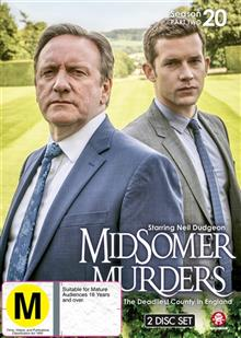 Midsomer Murders Season 20 : Part 2