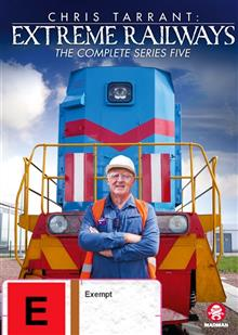 Chris Tarrant's Extreme Railways Series 5