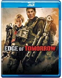Edge of Tomorrow 2D / 3D UV