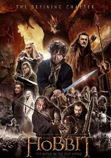 The Hobbit - Battle Of The Five Armies, The UV