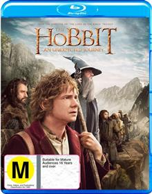 Hobbit - An Unexpected Journey