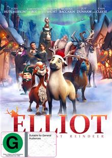 The Elliot - Littlest Reindeer