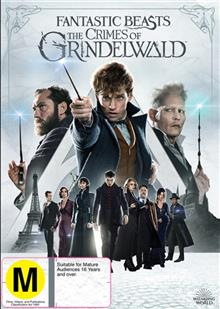 The Fantastic Beasts - Crimes Of Grindelwald