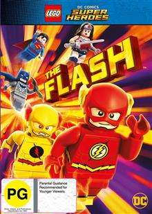 The LEGO DC Super Heroes - Flash