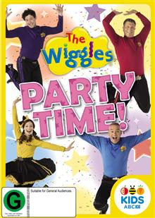 The Wiggles - Party Time
