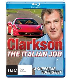 Clarkson The Italian Job